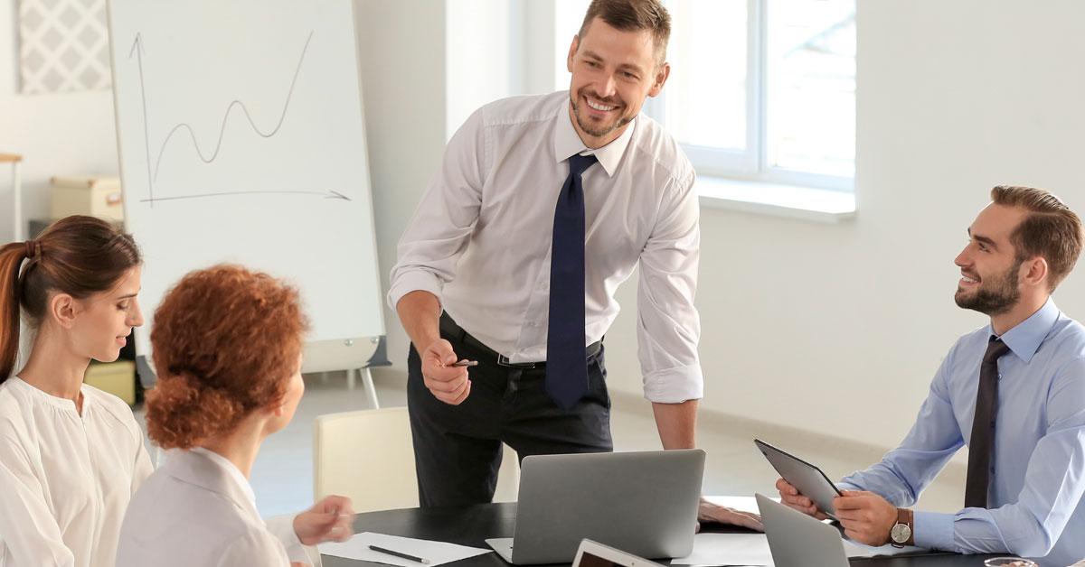 Meetings - Interruptions (B1-B2/a382)